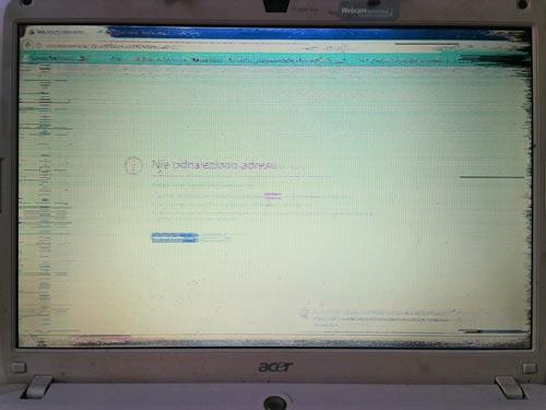 Migający-ekran-w-Skaczący obraz i prawidłowe podłączenie matrycy w laptopie Asus Aspire 5720-Asus-Aspire-5720