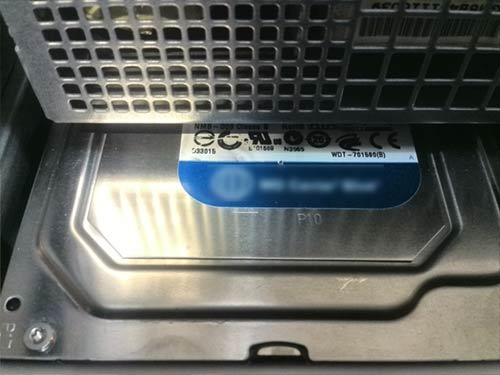 Naprawa komputera stacjonarnego HP Compaq 8000 Elite