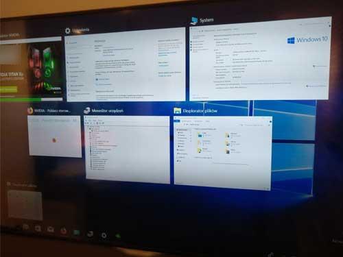 ASRock Z370 instalacja systemu Windows 10 na komputerze stacjonarnym