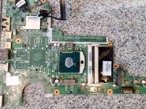 Wymiana wentylatora w laptopie hp
