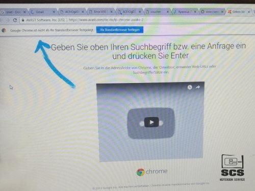 Naprawa i instalacja systemu Windows10 język niemiecki 2