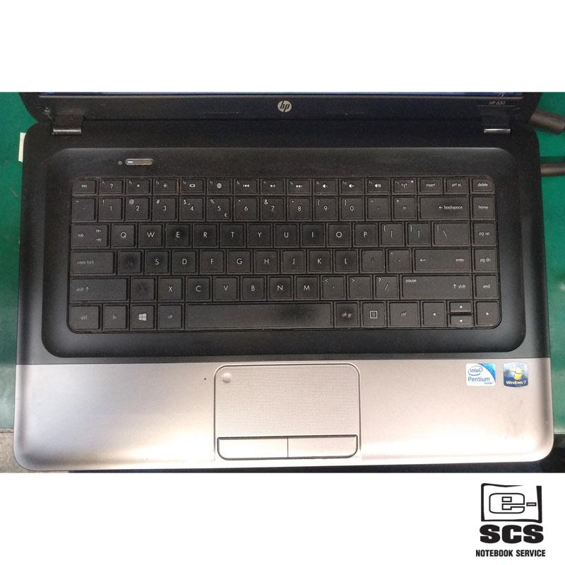 Brak dźwięku w laptopie hp 650