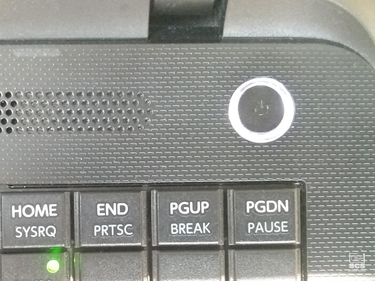 Wymiana dysku w laptopie Toshiba S70 1